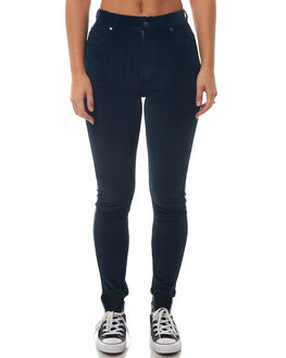 INK WOMENS CLOTHING AFENDS JEANS - 53-01-021INK