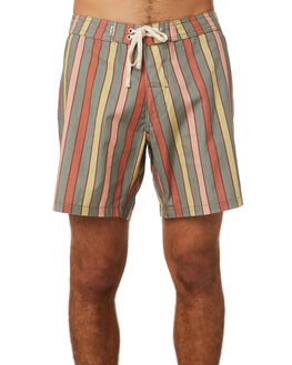 DUSTED MENS CLOTHING RHYTHM BOARDSHORTS - JUL19M-TR02-DUS