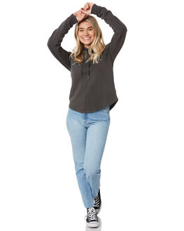 COAL WOMENS CLOTHING SILENT THEORY JUMPERS - 6054010COAL
