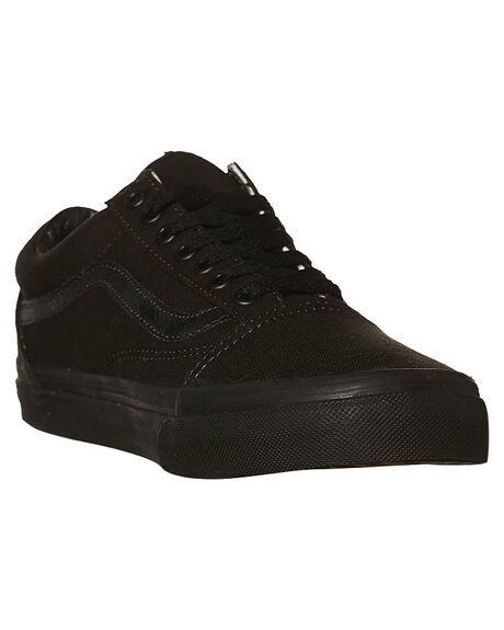 BLACK BLACK MENS FOOTWEAR VANS SNEAKERS - SSVN-0D3HBKABLKBM