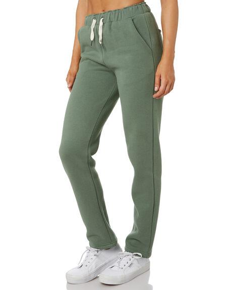 RIFLE GREEN WOMENS CLOTHING RUSTY PANTS - PAL1163RFG