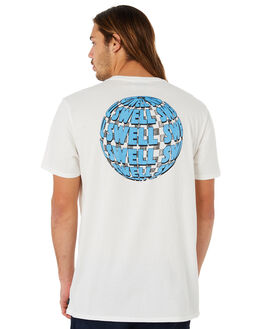 OFF WHITE OUTLET MENS SWELL TEES - S5184024OFFWH