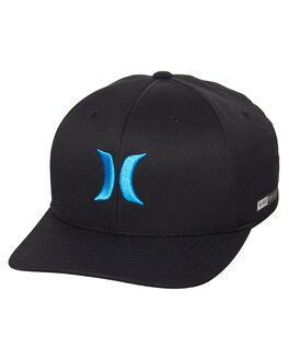 CYAN MENS ACCESSORIES HURLEY HEADWEAR - MHA0007260CYA