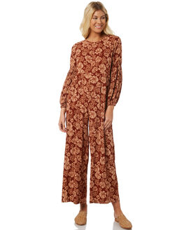 DESERT FLOWER WOMENS CLOTHING SAINT HELENA PLAYSUITS + OVERALLS - SH18S1820DES