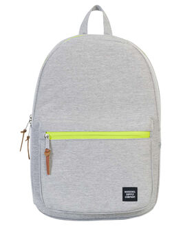 LIGHT GREY XHATCH MENS ACCESSORIES HERSCHEL SUPPLY CO BAGS - 10325-01460-OSLGRY