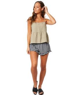 SAGE WOMENS CLOTHING RHYTHM FASHION TOPS - JUL18W-WT03SAG