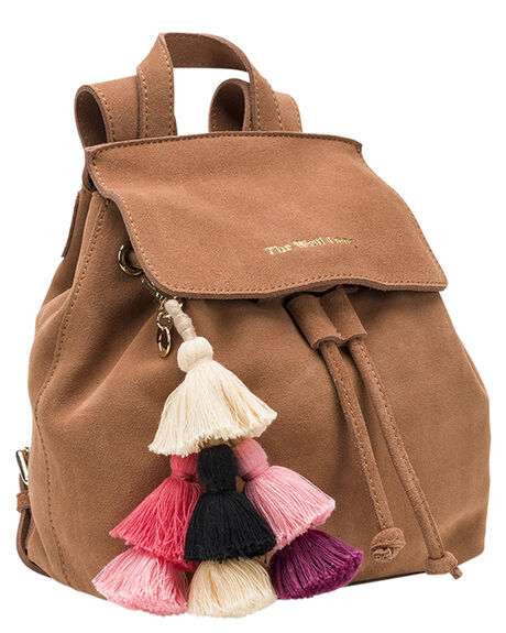 TERRACOTTA WOMENS ACCESSORIES THE WOLF GANG BAGS - TWGMIN001TETERR