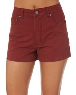 SPICE OUTLET WOMENS RVCA SHORTS - R282312SPI
