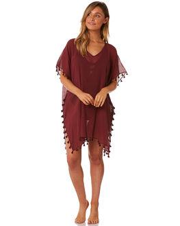 PLUM WOMENS CLOTHING SEAFOLLY FASHION TOPS - 52162PLM