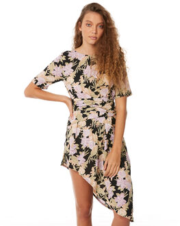 PRINT WOMENS CLOTHING ZULU AND ZEPHYR DRESSES - ZZ2082PRNT