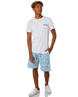 STEEL MENS CLOTHING OKANUI BOARDSHORTS - OKBORFSTSTE