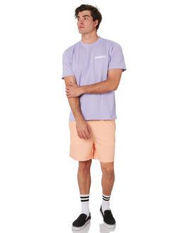 PEACH MENS CLOTHING CARHARTT BOARDSHORTS - I026235-A0PEA
