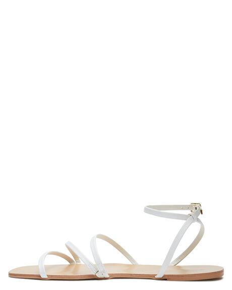 WHITE WOMENS FOOTWEAR BILLINI FASHION SANDALS - S686WHT