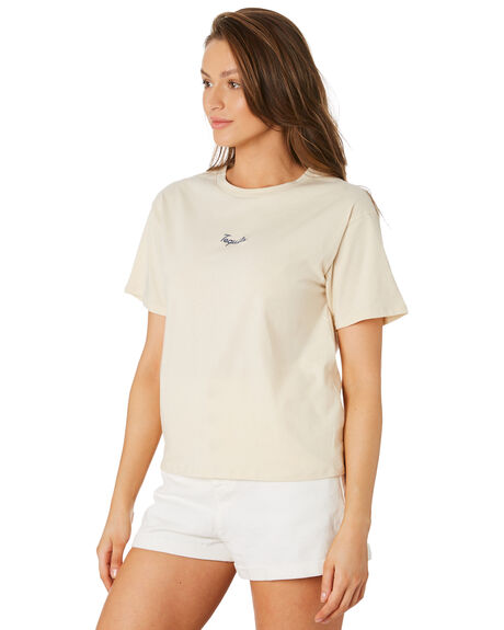 NUDE WOMENS CLOTHING COOLS CLUB TEES - 103-CW4NUDE