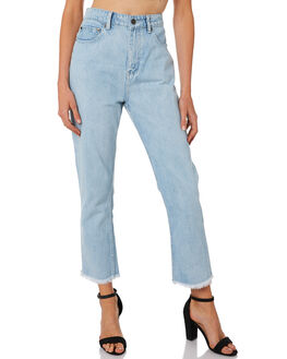 BLUE STONE OUTLET WOMENS THE HIDDEN WAY JEANS - H8184194BLUST