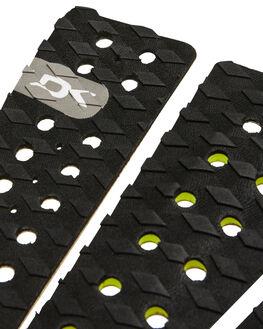 BLACK BOARDSPORTS SURF DAKINE TAILPADS - 10002298BLK