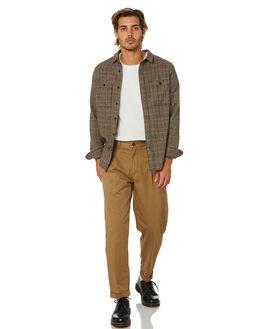 CAROB MENS CLOTHING BANKS SHIRTS - WLS0111CAR