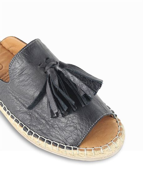 BLACK WOMENS FOOTWEAR BUENO FASHION SANDALS - KEILORBLACK36