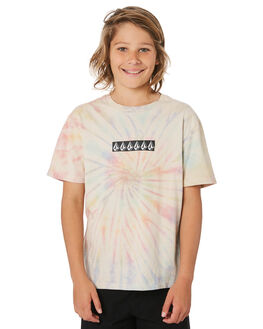 MULTI KIDS BOYS VOLCOM TOPS - C4341974MLT