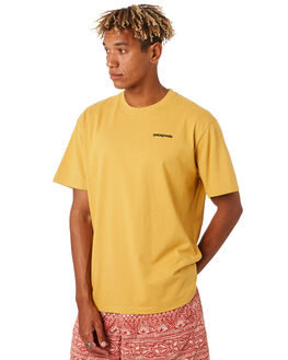 GLYPH GOLD MENS CLOTHING PATAGONIA TEES - 39174GPGO