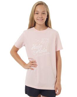 PINK KIDS GIRLS TEE INK TEES - YT1062PNK