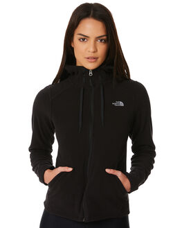 BLACK WOMENS CLOTHING THE NORTH FACE JUMPERS - NF0A2VDHJK3