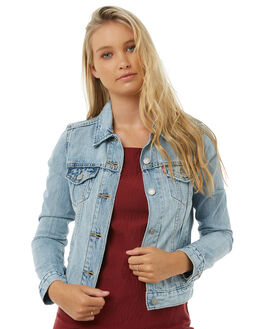 ALL YOURS WOMENS CLOTHING LEVI'S JACKETS - 29945-0026ALL