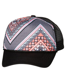BLACK KIDS GIRLS RIP CURL HEADWEAR - JCABE10090