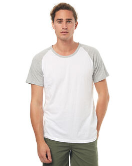 WHITE MENS CLOTHING BONDS TEES - AYGUIWWL