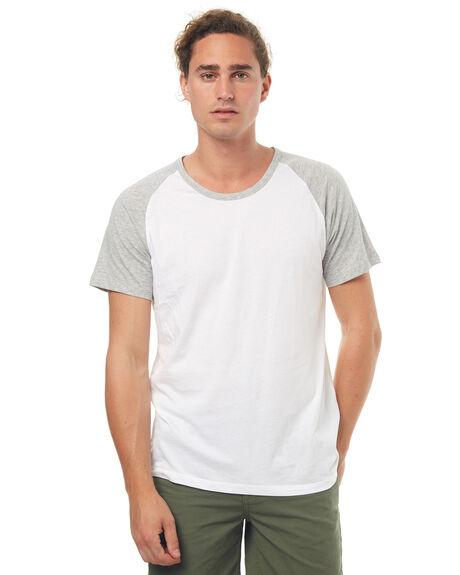 WHITE MENS CLOTHING BONDS TEES - AYGUIWWL