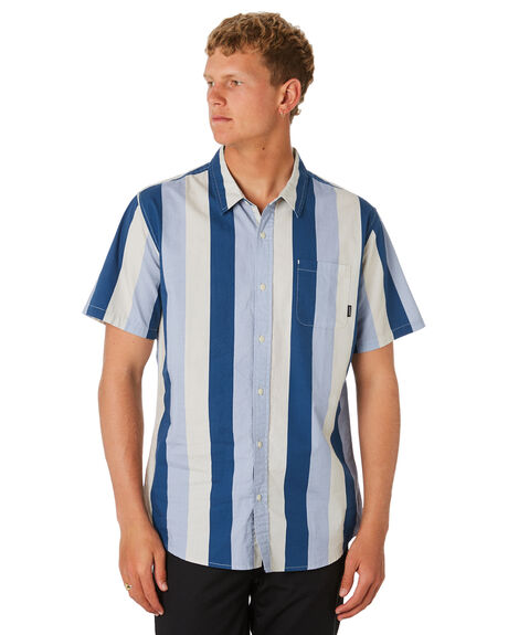 BLUE OUTLET MENS SWELL SHIRTS - S5202172BLUE