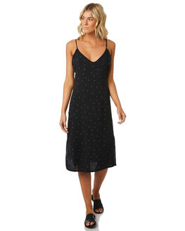 BLACK WOMENS CLOTHING SWELL DRESSES - S8184458BLACK