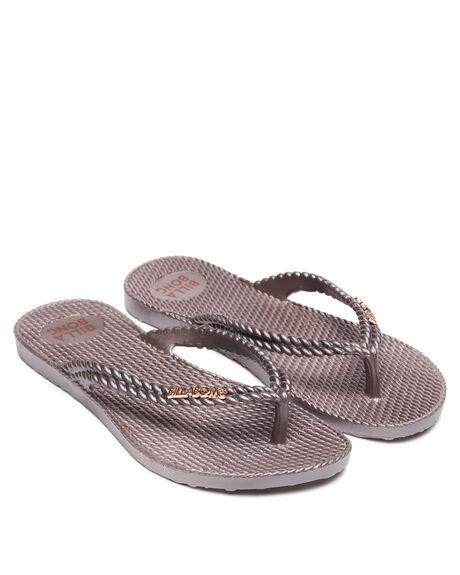METALLIC COCO WOMENS FOOTWEAR BILLABONG THONGS - 6661858MCOCO
