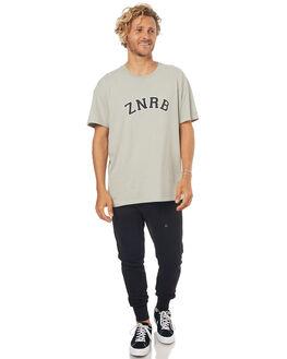 BLACK MENS CLOTHING ZANEROBE PANTS - 724-LYKMBLK