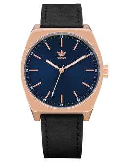 ROSE GOLD NAVY BLACK MENS ACCESSORIES ADIDAS WATCHES - Z05-2967-00RGNSB