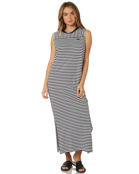 ba8f303598 C M Camilla And Marc Womens Arie Tank Dress - Navy Off White ...