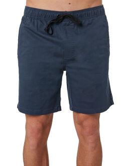 DEEP NAVY MENS CLOTHING AFENDS SHORTS - M183361DNAVY
