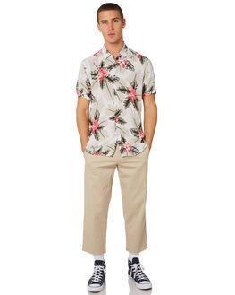 NOOSA WHITE MENS CLOTHING BARNEY COOLS SHIRTS - 369-BCONWHT