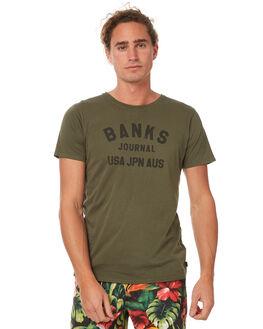COMBAT MENS CLOTHING BANKS TEES - WTS0098COM