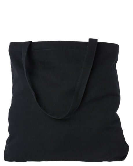 BLACK MENS ACCESSORIES STUSSY BAGS + BACKPACKS - ST705010BLK