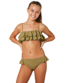 SAGE KIDS GIRLS BILLABONG SWIMWEAR - 5595556S12