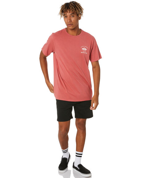 CORAL MENS CLOTHING DEPACTUS TEES - D5202002CORAL