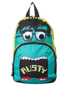 MULTI 1 KIDS BOYS RUSTY BAGS - BPR0123ML1