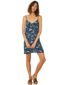 INDIGO WOMENS CLOTHING AFENDS DRESSES - W191806IND