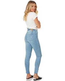 HONKEY TONK WOMENS CLOTHING WRANGLER JEANS - W-951636-MX9