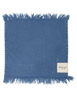 INDIGO WOMENS ACCESSORIES THE BEACH PEOPLE TOWELS - BR-B03-04-OIND