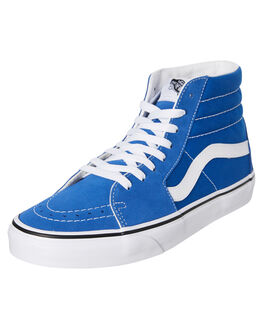 LAPIS BLUE WOMENS FOOTWEAR VANS SNEAKERS - SSVNA38GEVJIW