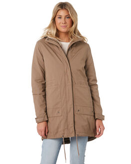 PORTOBELLO WOMENS CLOTHING RUSTY JACKETS - JKL0380PBO