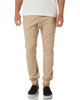 TAN MENS CLOTHING ZANEROBE PANTS - 756-MTGTAN