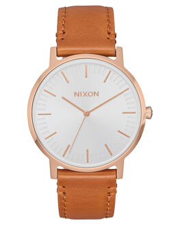 ROSE GOLD WHT SADDLE WOMENS ACCESSORIES NIXON WATCHES - A10582940